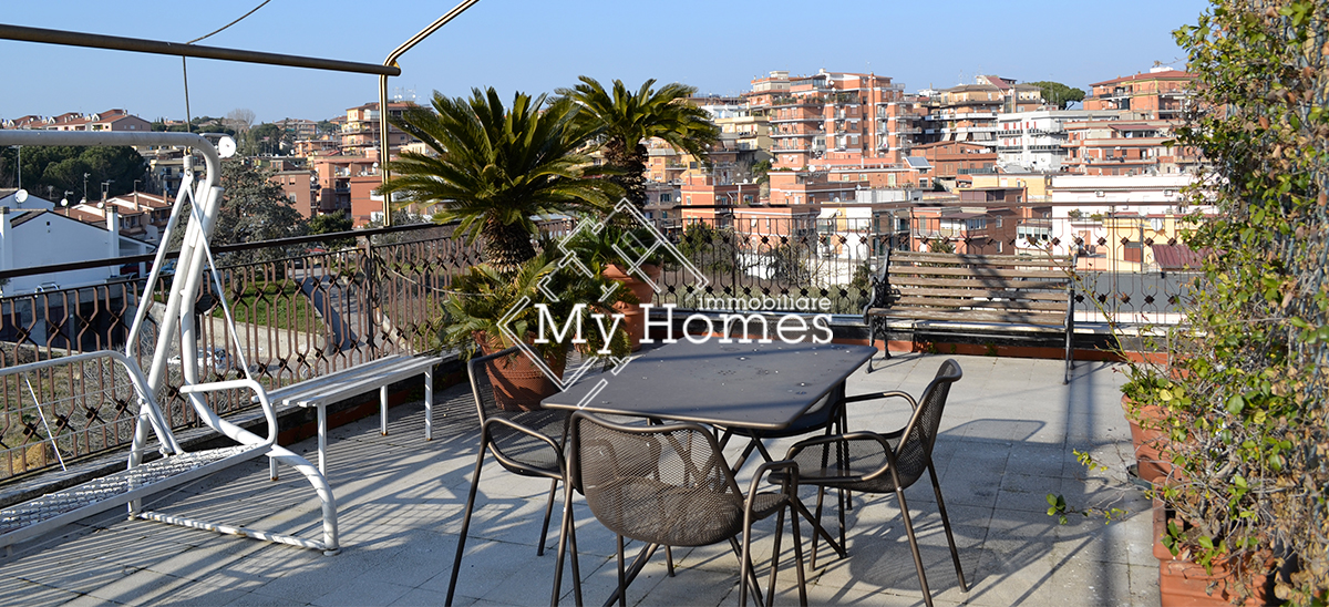 74966db99b Attico Via Castiglione della Pescaia, Roma | My Homes Roma