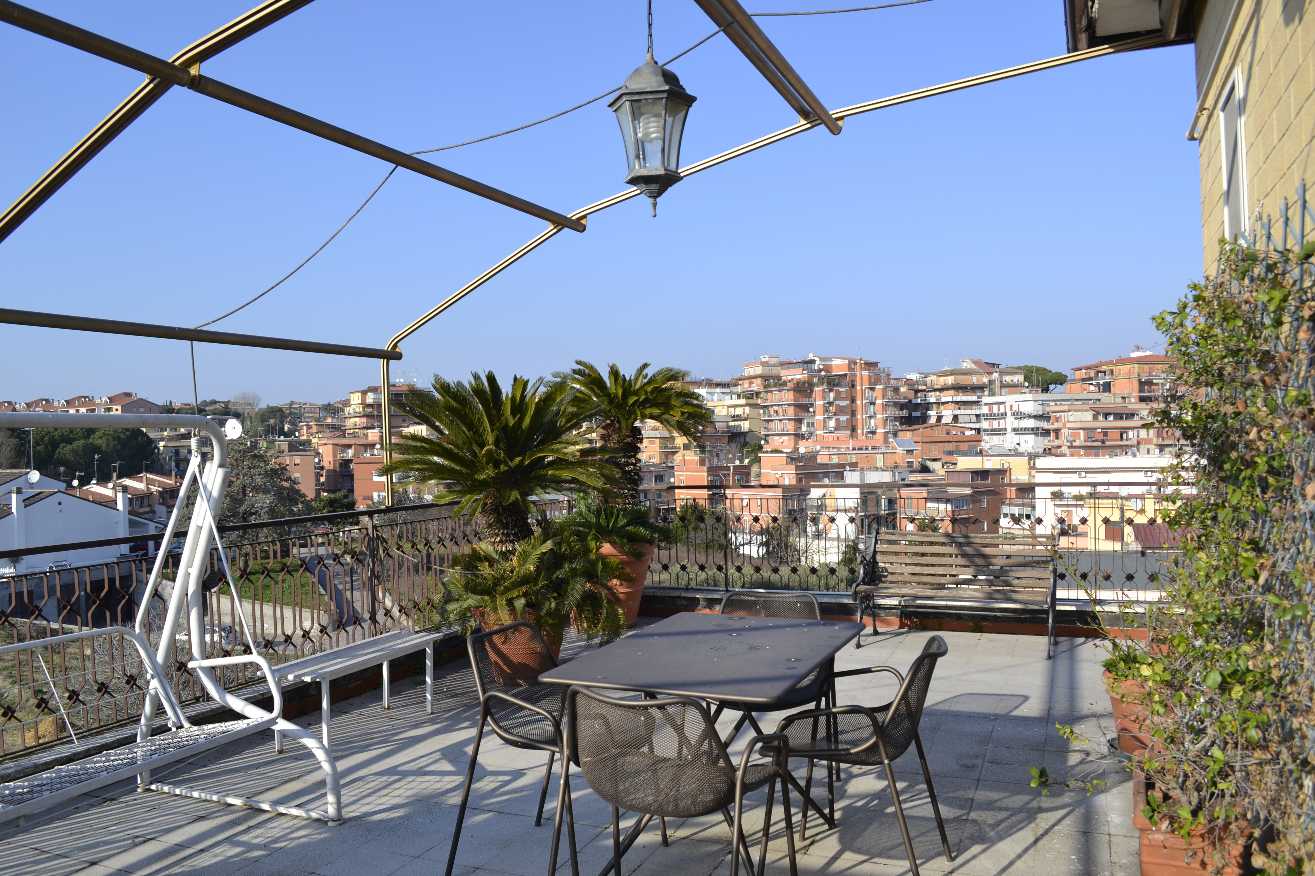Attico Via Castiglione della Pescaia, Portuense