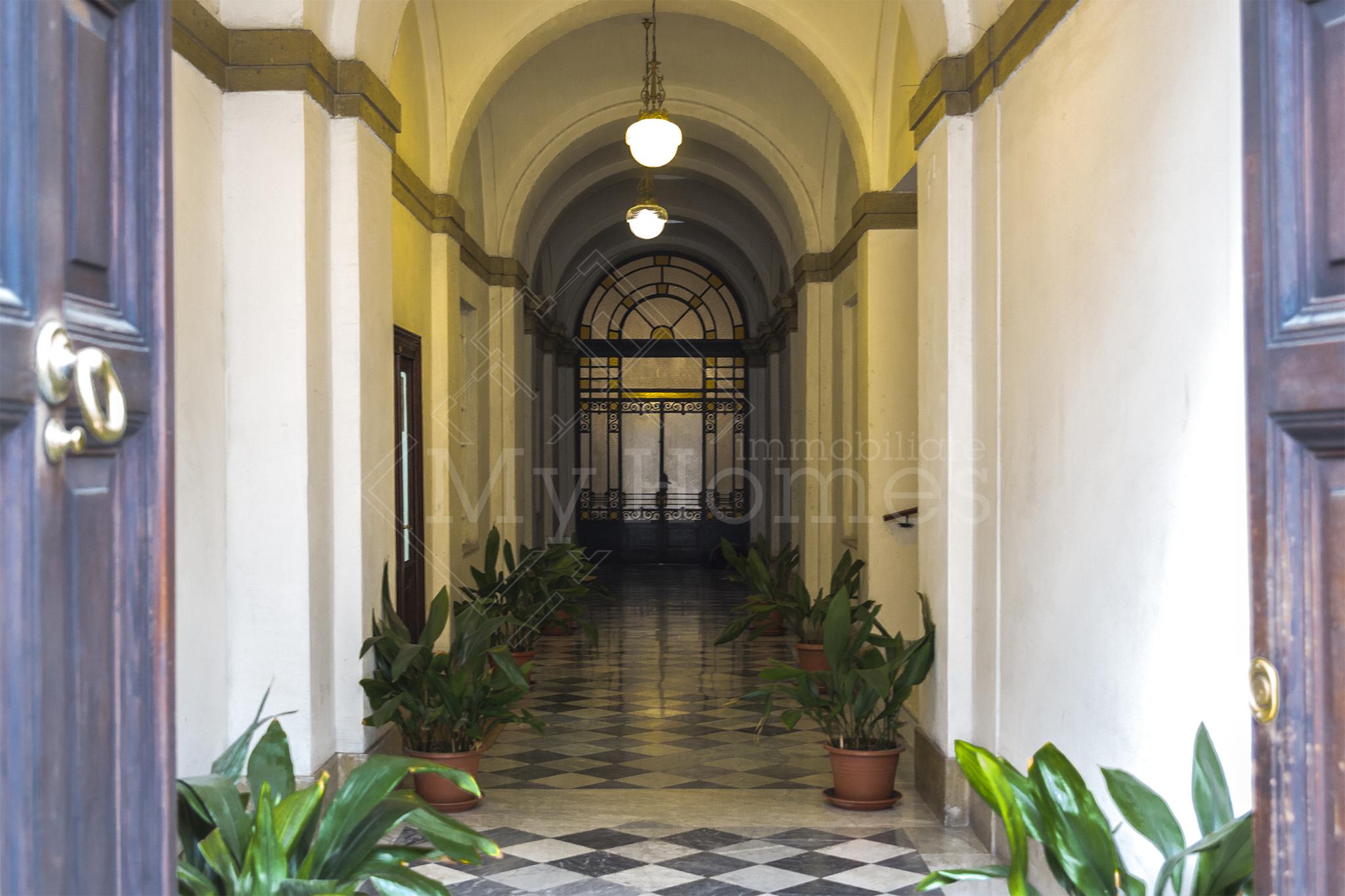 Appartamento uso ufficio via nomentana roma my homes roma for Affitto appartamento roma uso ufficio