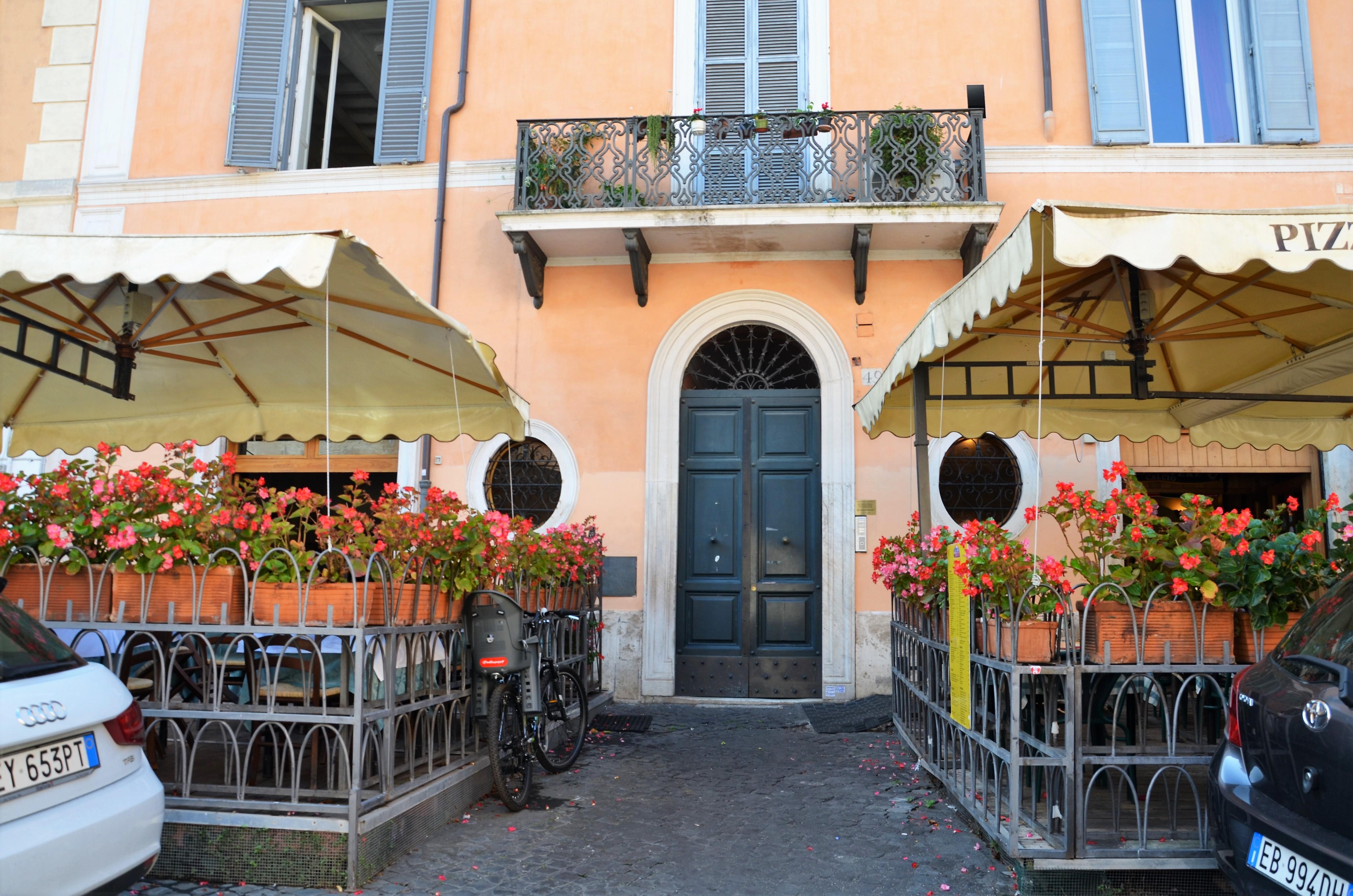 Monolocale Trastevere, Roma