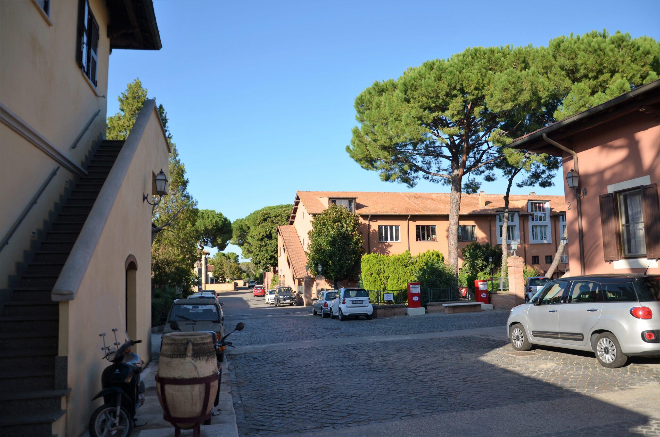 Appartamento mansardato, Via Portuense, Borgo dei Massimi
