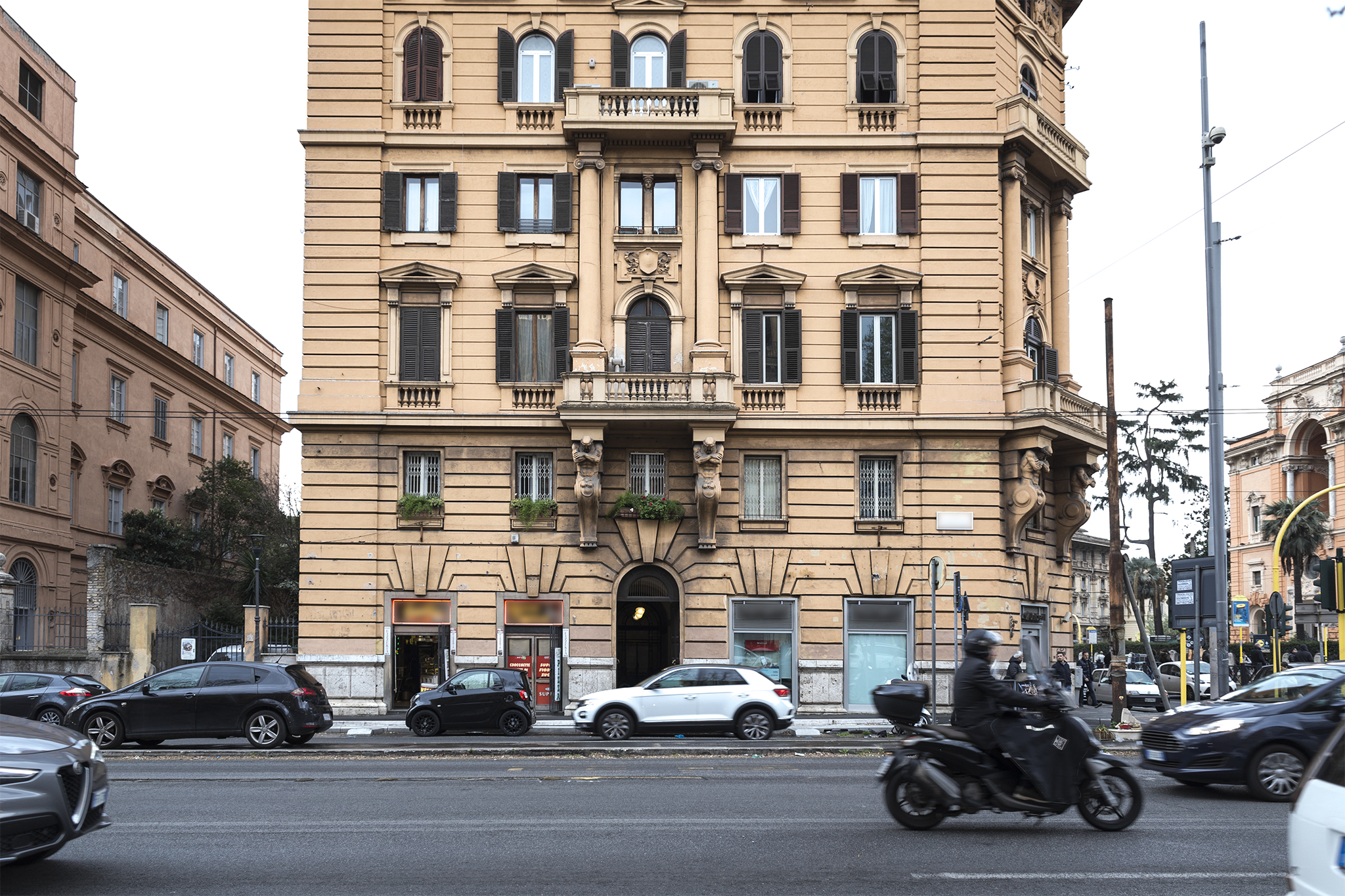 Appartamento uso ufficio Via Nomentana, Roma
