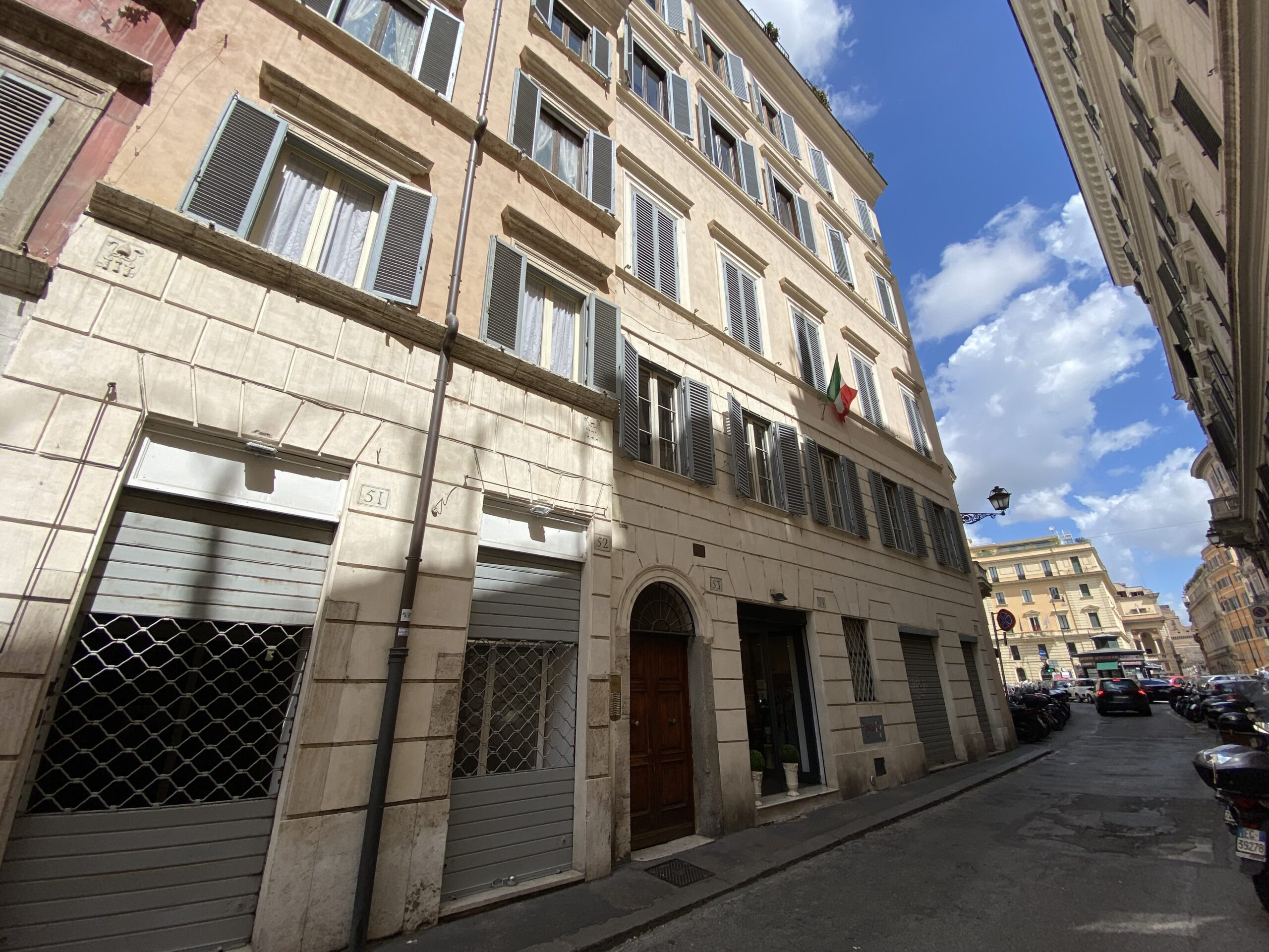Appartamento Via dei Banchi Vecchi, Centro Storico
