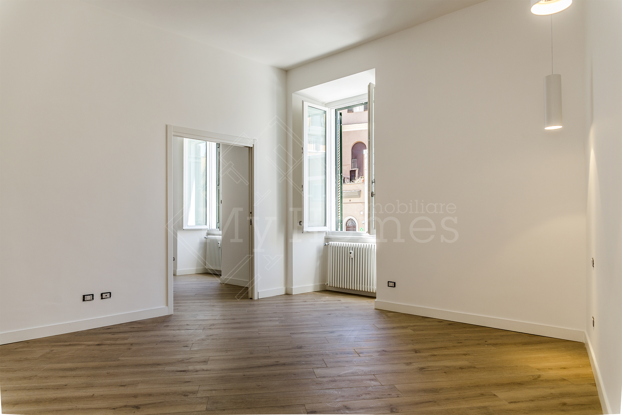 Appartamento Piazza Adriana, Prati