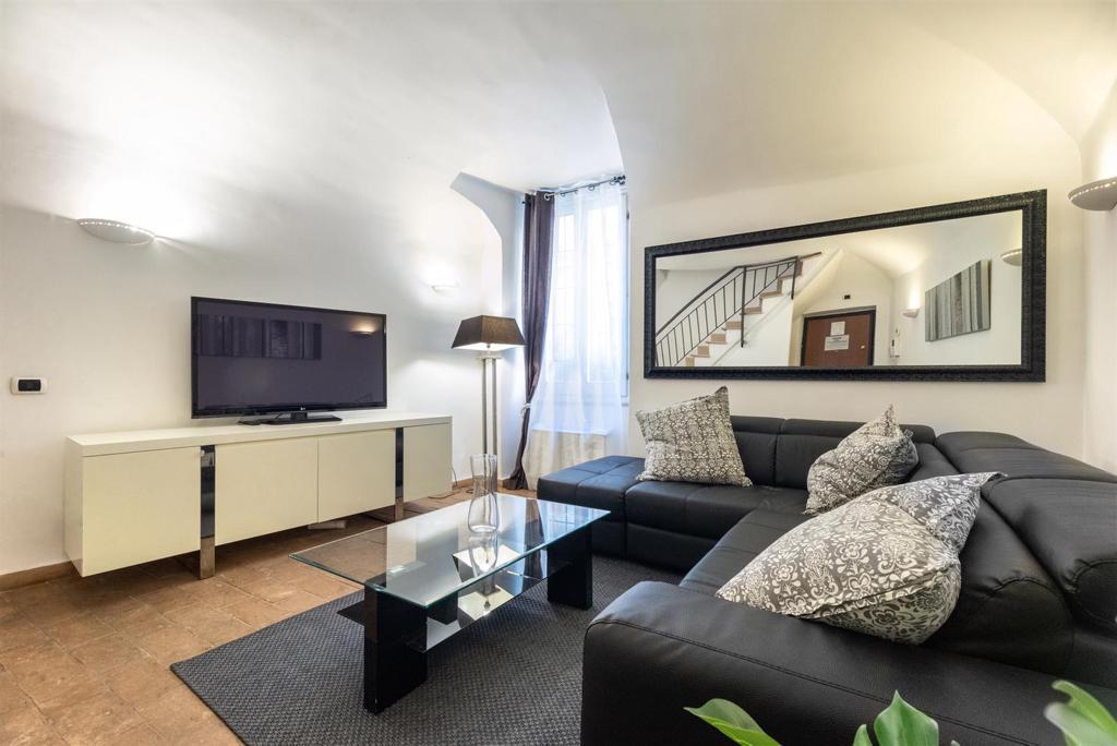 Appartamento Via Degli Ibernesi, Monti