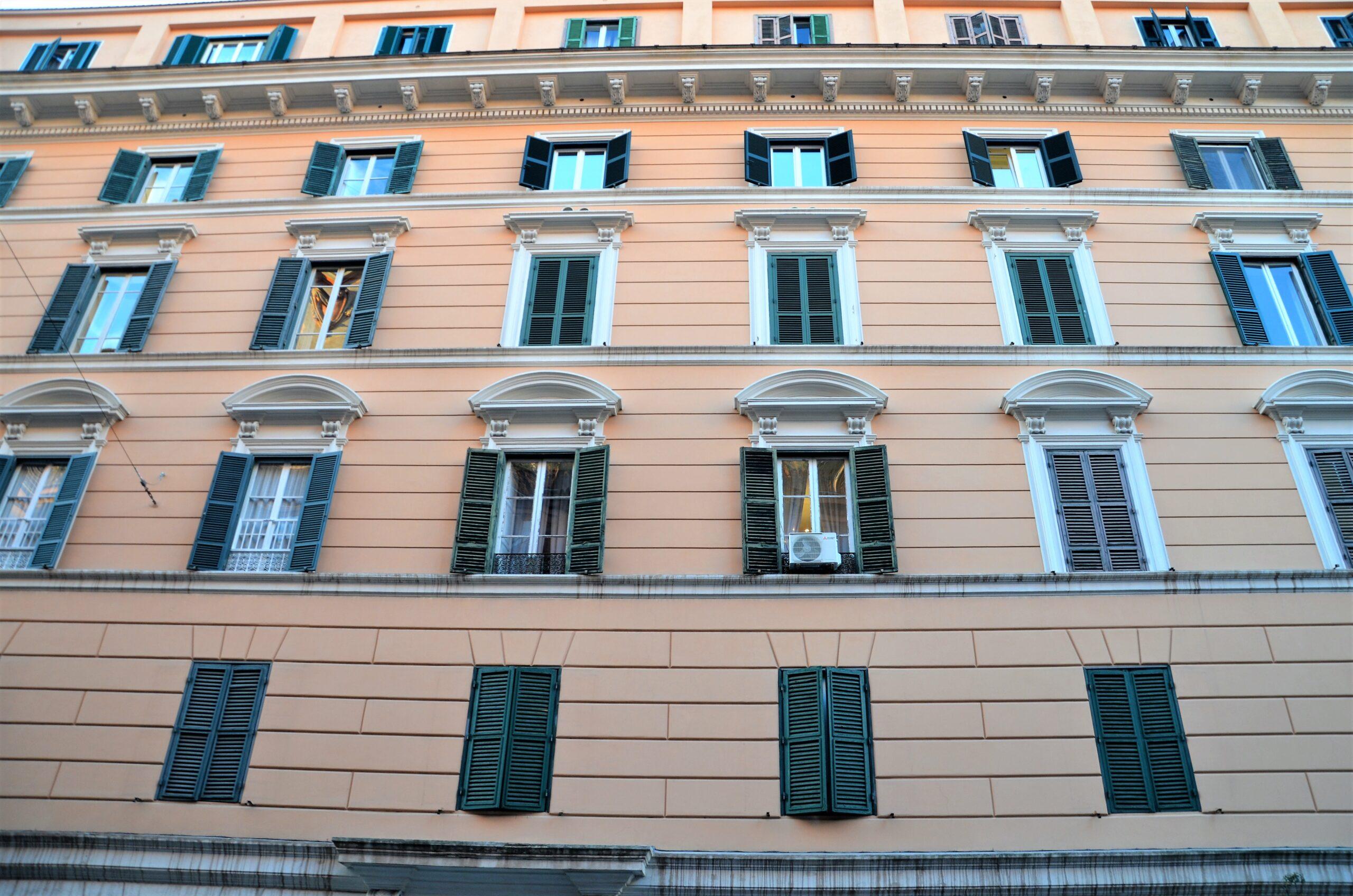Appartamento Uso Ufficio Via Alessandria, Salario