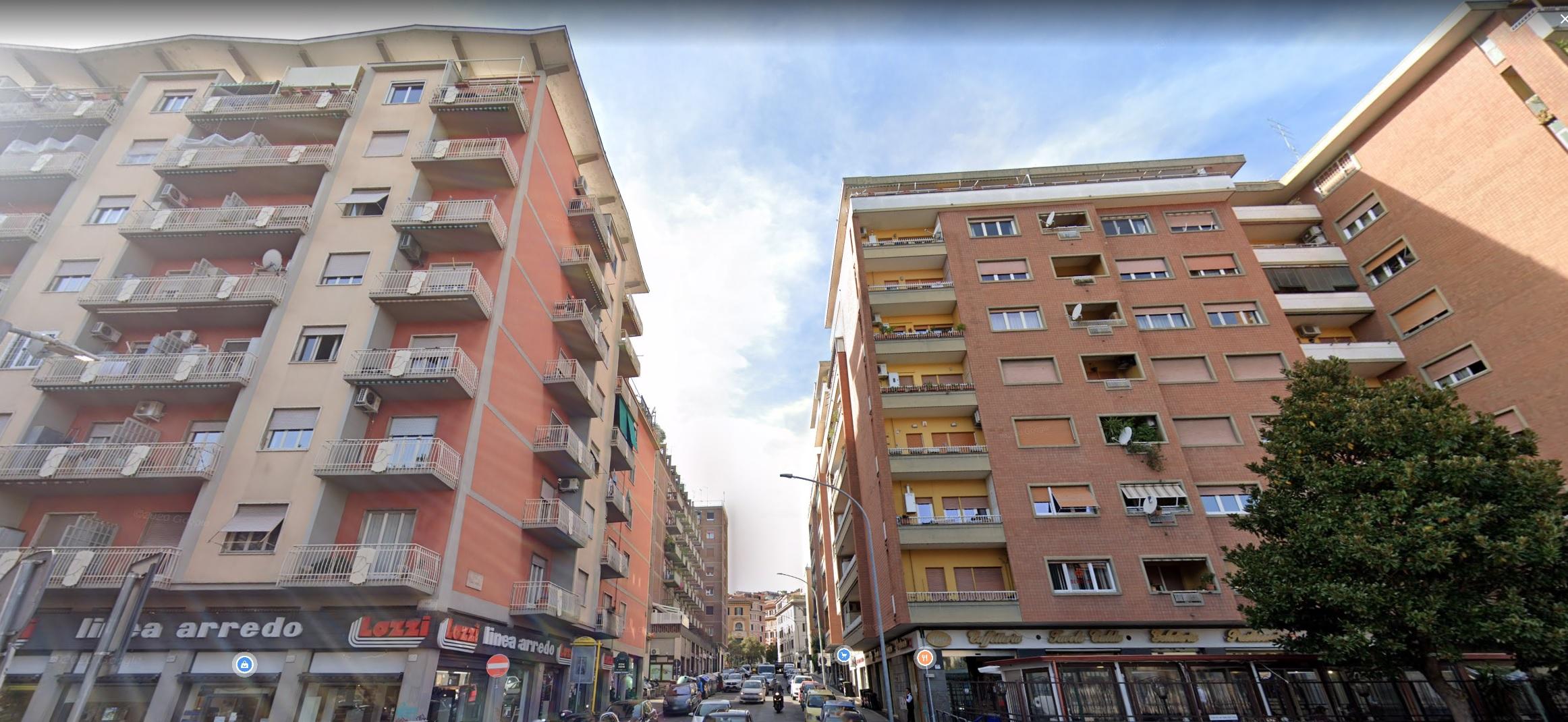 Appartamento Via Carlo Porta, Trastevere