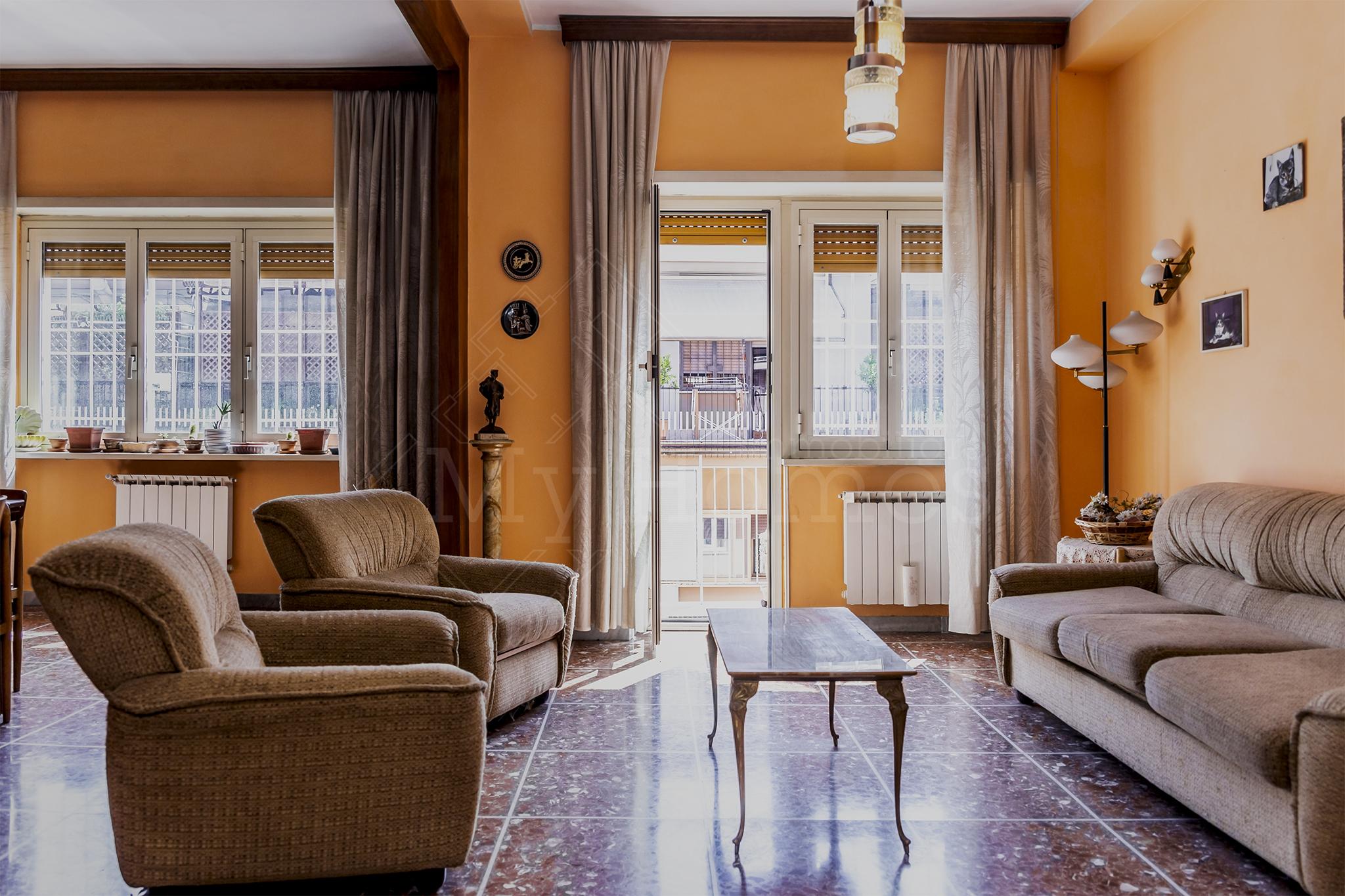 Appartamento Via Alatri, Villa Gordiani