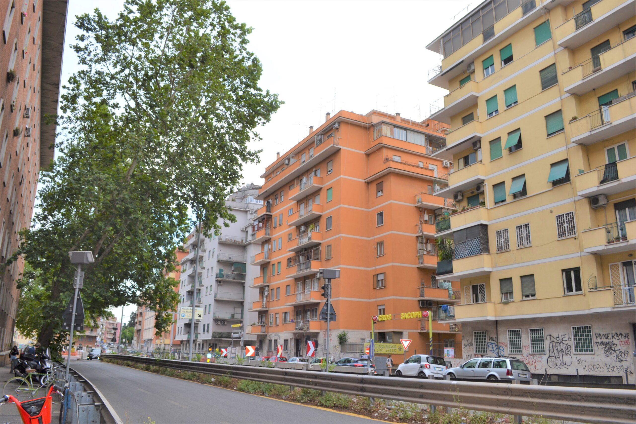 Appartamento Circonvallazione Nomentana, Lanciani