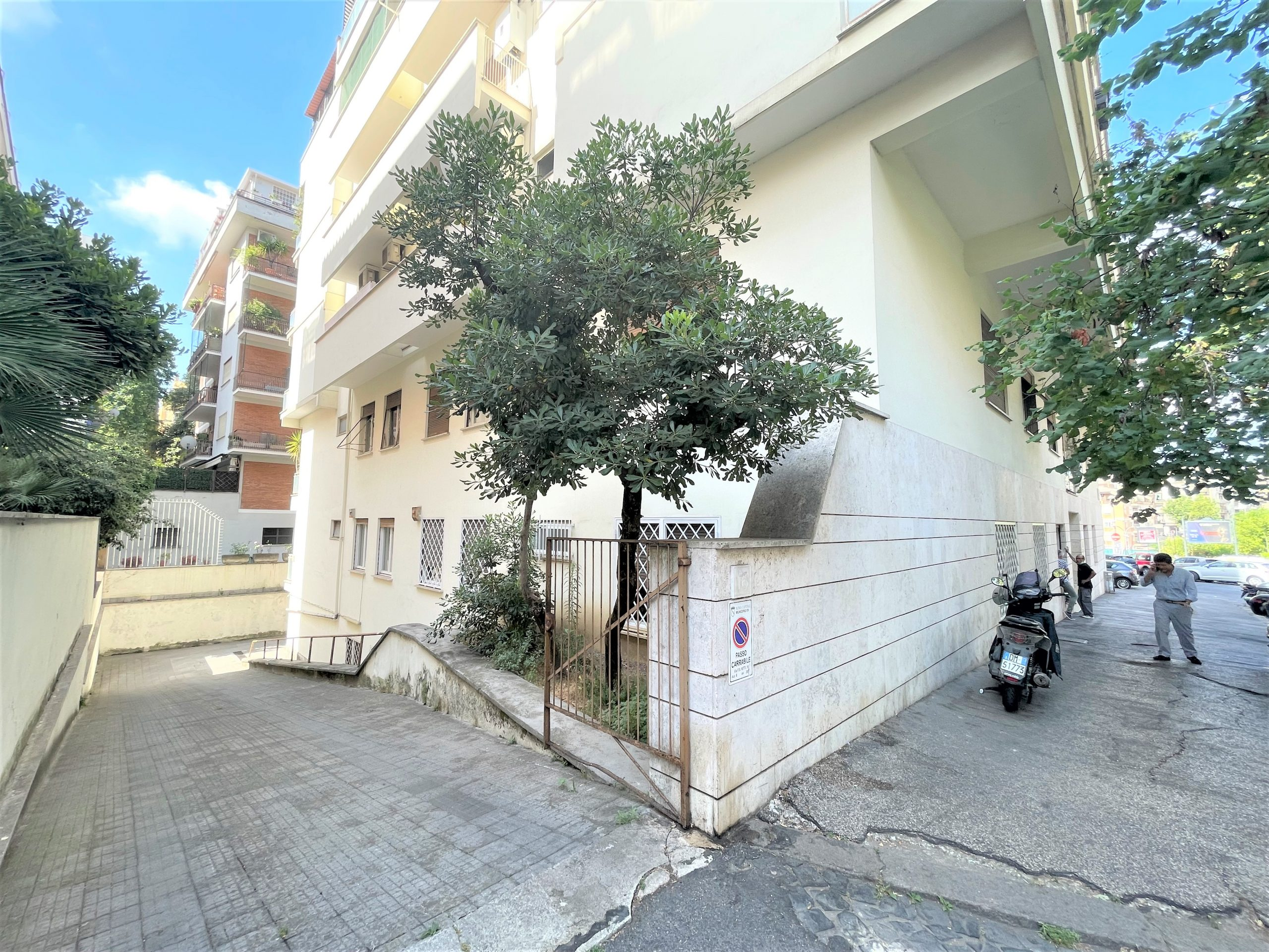 Appartamento Via Nitti, Fleming